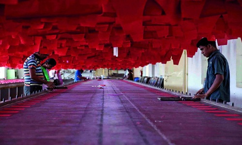 One year later textile booster package yet to reach ground